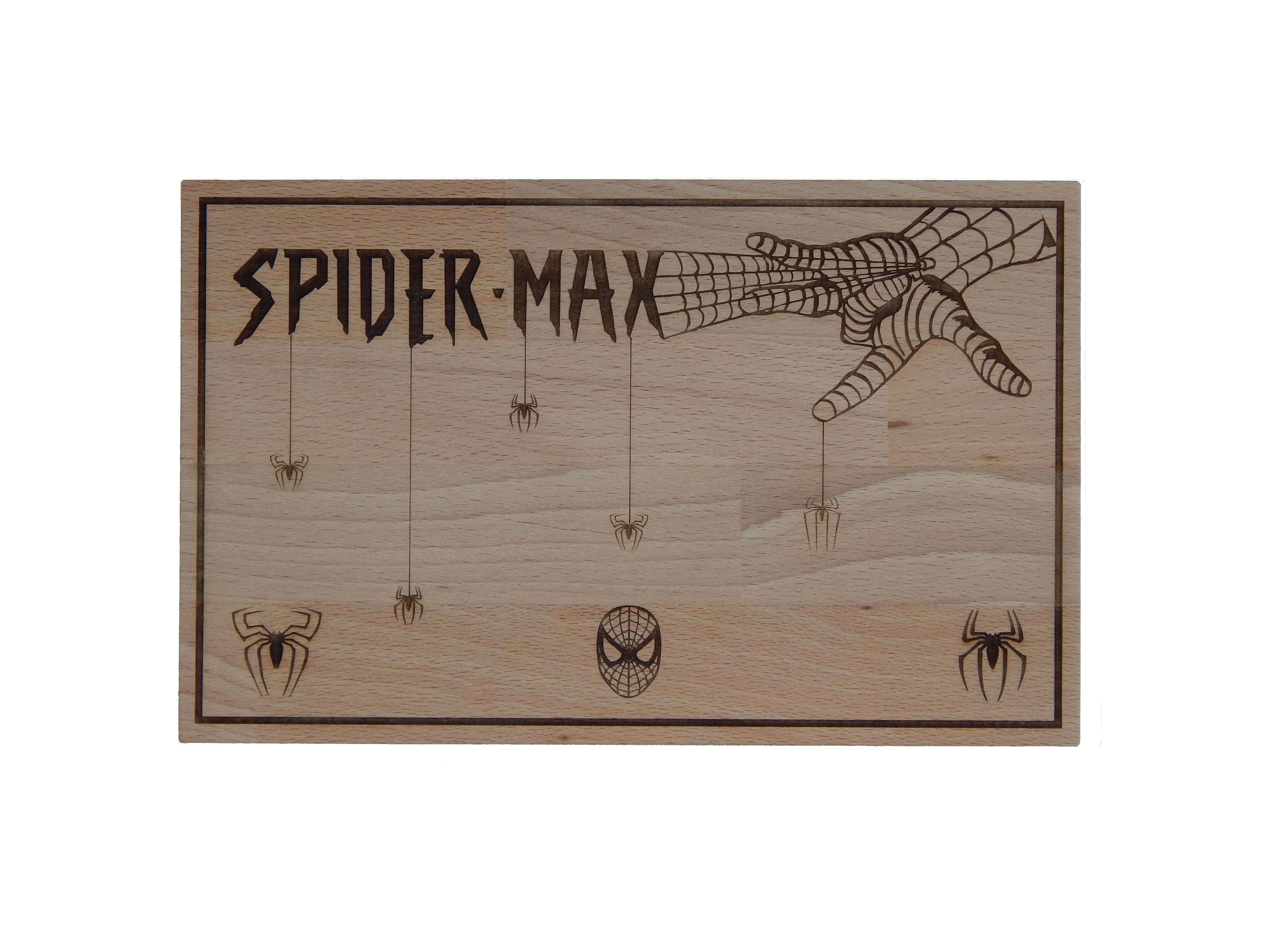 Beuken-spider-plank
